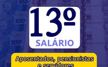 Dinheiro na conta | IMPRO paga 13º para funcionários e beneficiários