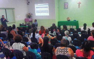 IMPRO realiza palestra para quase 80 servidores municipais