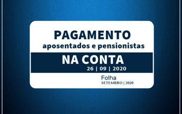 NA CONTA | IMPRO paga aposentados e pensionistas