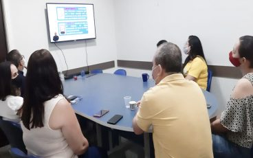 Servidores do IMPRO participam de qualificação sobre nova Lei Geral de Proteção de Dados Pessoais