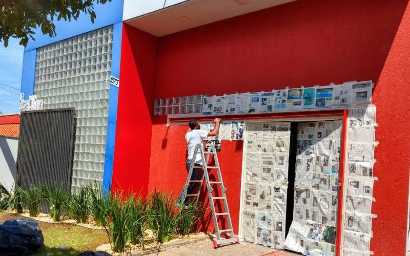 Reforma no prédio do IMPRO em fase de conclusão