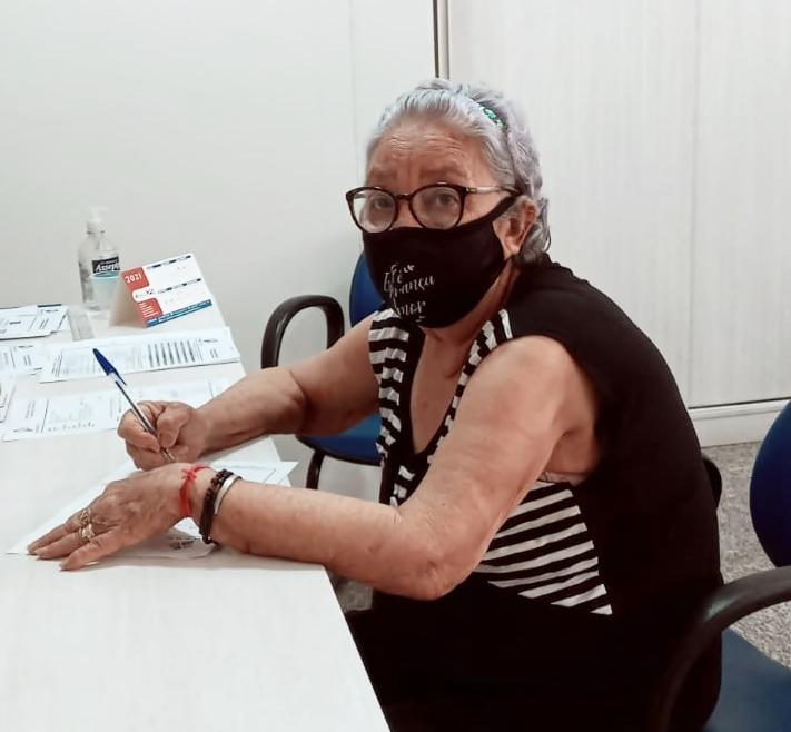 Dona Nair, uma das servidoras mais queridas do município entra para família IMPRO